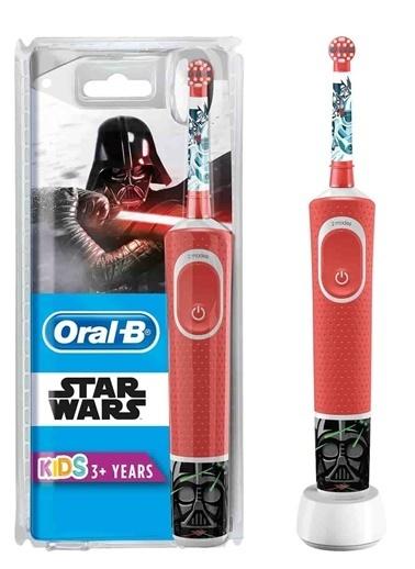 Oral-B Oral-B Çocuklar İçin Şarj Edilebilir Diş Fırçası D100 Star Wars Renksiz